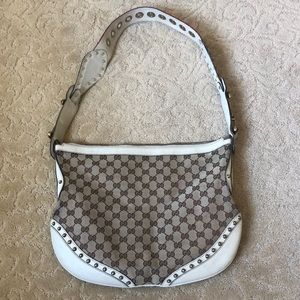 Gucci Limited Edition Crossbody Bag.